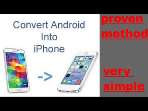 Android to ios converter apk