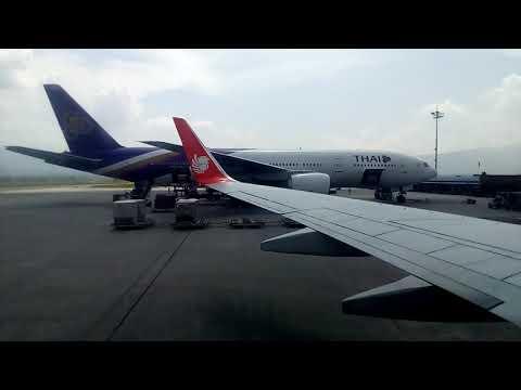 Malindo Air Ready To Flight Nepal To Malaysia.
