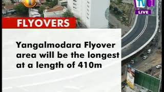 Why is Sri Lanka constructing so many Fly-overs?