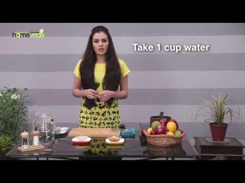 Treat Dehydration with Barley Water