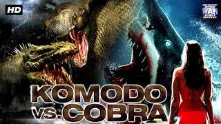 KOMODO VS COBRA (2020) New Released Hollywood Full Hindi Dubbed Movie | Hollywood Movie Hindi Dubbed
