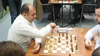 Rauf Mamedov - Ian Nepomniachtchi