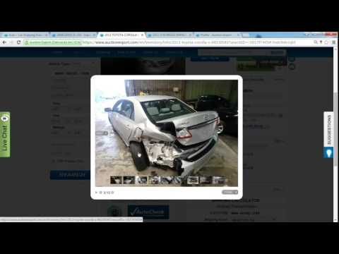 AUCTIONEXPORT WEBINAR - HOW TO SHIP YOUR CAR FROM THE USA?