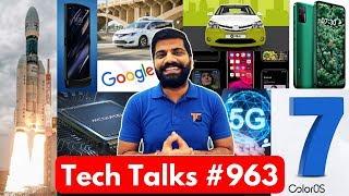 Tech Talks #963 - TikTok Smartphone, Color OS 7, Chandrayaan 2, MediaTek Cheap 5G, Razr 2019