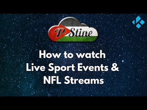 How to Watch Live Sports Events & NFL Streams Online