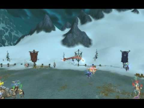 WOW Extreme Flying Mounts: Pitch Limit!