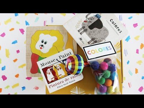 Bilingual Books for Kids: Win a Sol Book Box Giveaway!