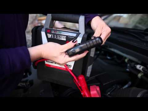 How to Jumpstart Your Car with a Booster Pack - Pep Boys