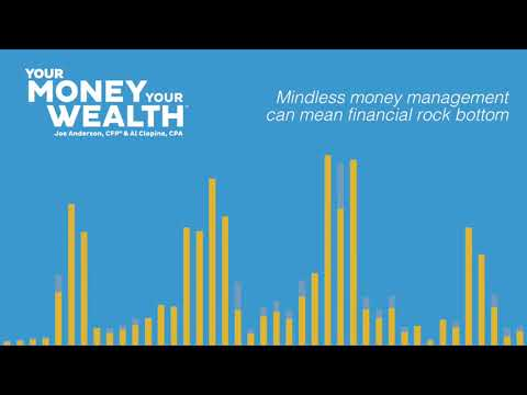 Your Money, Your Wealth EP136 - How To Rescue Yourself From Hitting Financial Rock Bottom