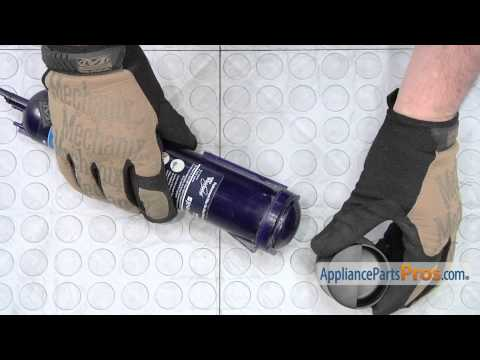 Refrigerator Water Filter Cap (part #WP2260518B) - How To Replace