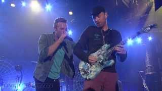 Coldplay In My Place Live On Letterman