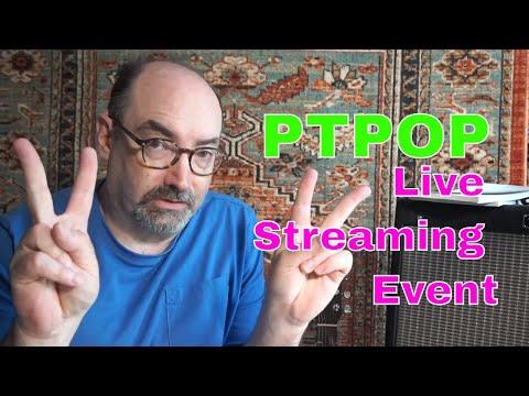 PTPOP Live Streaming Event