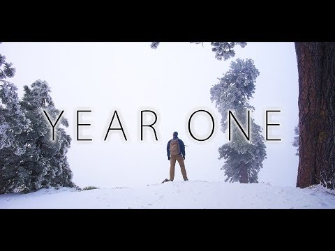 YEAR ONE - After One Year of Vlogging