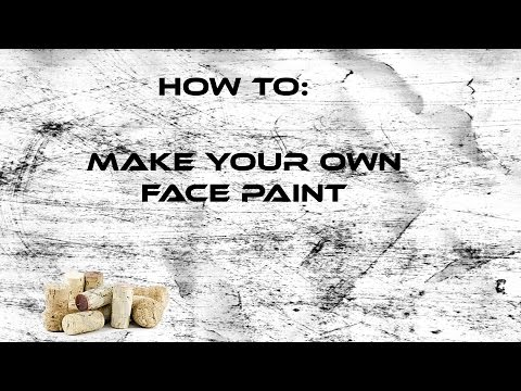 How To: Make Your Own Face Paint