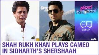Shah Rukh Khan to play a pivotal cameo in Sidharth Malhotra's Shershaah | Bollywood Gossip