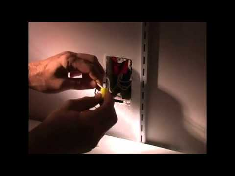 Clean Out an Electrical Outlet Box