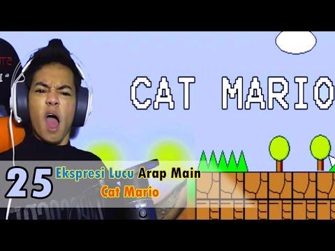 25 Ekspresi Kesel Arap  (Reza Oktavian) Main Cat Mario ,LUCU ABISSS