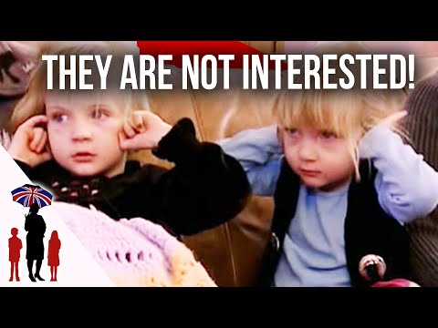 Twins Don't Like The Sound Of New House Rules | Supernanny
