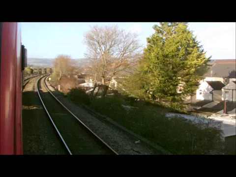Bristol Parkway to Cardiff Central FGW HST