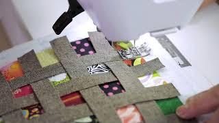 핸디온 퀼트가방 만들기(create A Quilted Bag) - 정민자디자이너