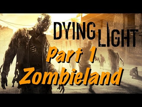 Dying Light Live Gameplay PS4 - Part 1