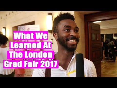 What We Learned At The London Grad Fair 2017 | The Great Grad Job Hunt