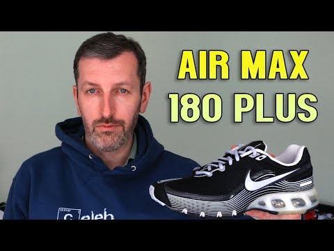 How Thick are Nike Air Max 180 + ?