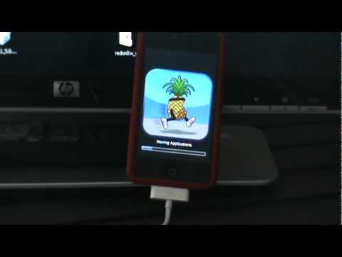 Jailbreak  5.0.1 Untethered A4 iPod touch, iPhone 4, iPad 1