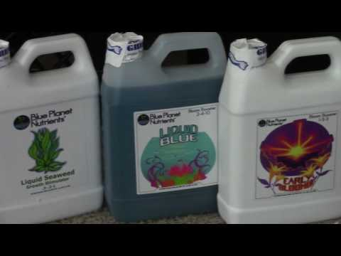Blue Planet Nutrients Giveaway