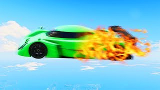 DRIVE 100MPH OR DIE! (GTA 5 Funny Moments)