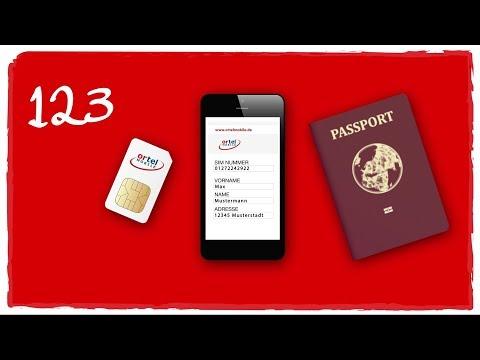 Ortel Mobile - Sim Karte Freischalten - einfach erklärt