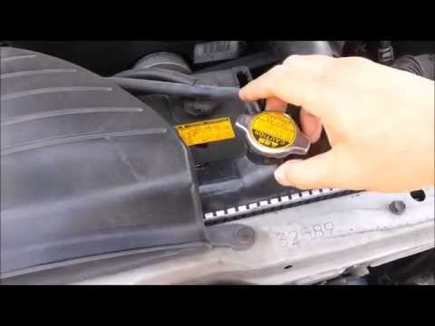 DIY Engine Coolant Change / Flush How-to - Winston Buzon