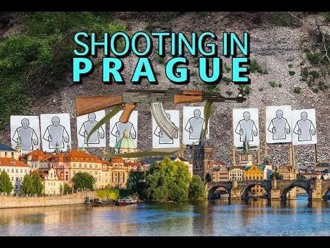 Prague Shooting Event | Vlog | Czech Republic