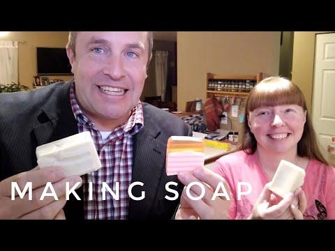 How to Make Homemade Artisan Soap
