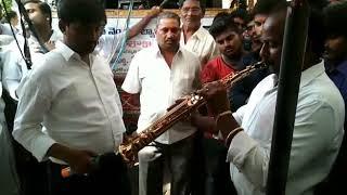 nakkapalli band party .master.U.gurumurthy garu.. cell.9848650542