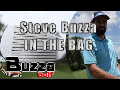 Steve Buzza In The Bag 2018