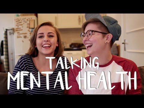 How To Deal With Your Sad Anxious Friend w/ Ash Hardell | Hannah Witton