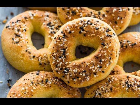Low-Carb Keto Bagels (Fathead Dough)