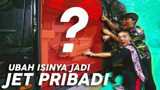 Part 3 Hadiah Mobil Buat Ortu, Dirombak Jadi Jet Pribadi, Modif Habis-Habisan