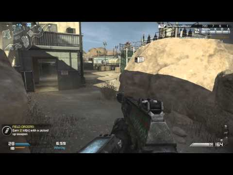 Call of Duty Ghosts - TDM - Overlord (12/22/2013) - (75-43) -