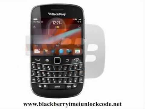 How To Get Zain Blackberry Bold 9900 MEP / IMEI  / Network Unlock Codes (Jordan)