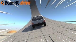 BeamNG drive - FIAT UNO FAZENDO LOOP?
