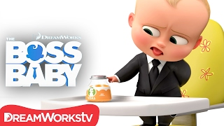 Would YOU Eat This? | THE BOSS BABY