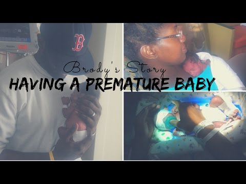 DELIVERY OF BABY 34 WEEKS | Premature Baby in NICU 3lbs