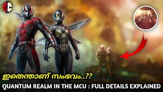 Quantum Realm:Amazing facts and Easter eggs!!!:Explained in Malayalam