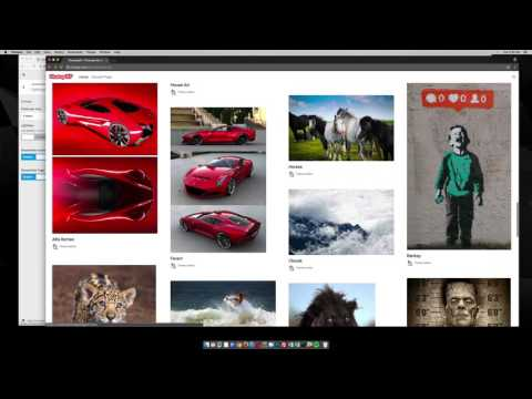 PinstrapWP: WordPress Theme like Pinterest