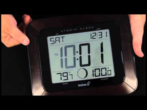 SkyScan 88901 Atomic Clock