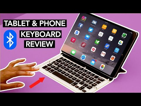 Best Bluetooth Keyboard for iPad/iPhone & Android (Review)