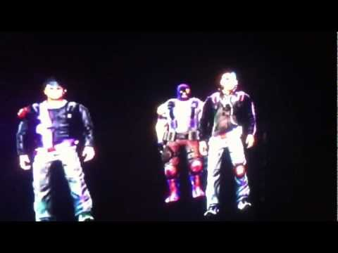 saints row 3 gang customizeation(decker,saint,mascot,morningstar,lutchador)