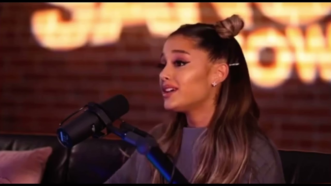 """""""I could've said wrote some songs about Ricky, nvm he's trash"""" - ArianaGrande 2019"""